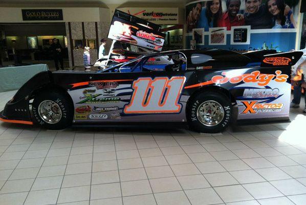 Race Car Graphics Companies